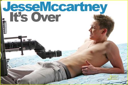 Jesse Mccartney -It's Over