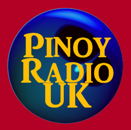 The Pinoy Radio UK Logo - a new all OPM internet station based in London