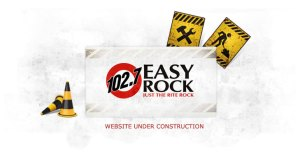 102.7 Easy Rock Website On-Going
