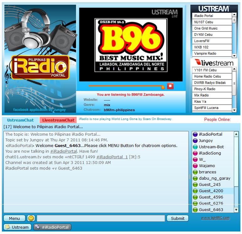 Pinoy Develops Internet Radio Facebook App   Radio Online Now