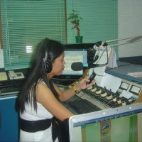 90.3 Energy FM Dagupan Refurbishes Studio-Office
