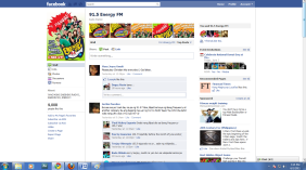Energy FM Facebook Page Before Shut Down
