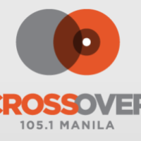 Evolution of Crossover 105.1 Manila Logo