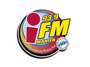Listen to iFM 93.9 Manila Online Streaming