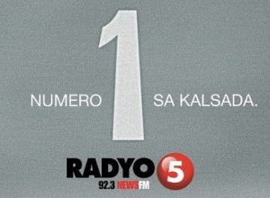 Radyo 5 - 92.3 News FM Leads In-Car Listening Says New 'Kalsada' Campaign