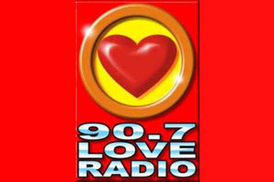 Click to Listen to Love Radio Online