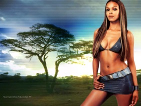 download samantha mumba only just begun