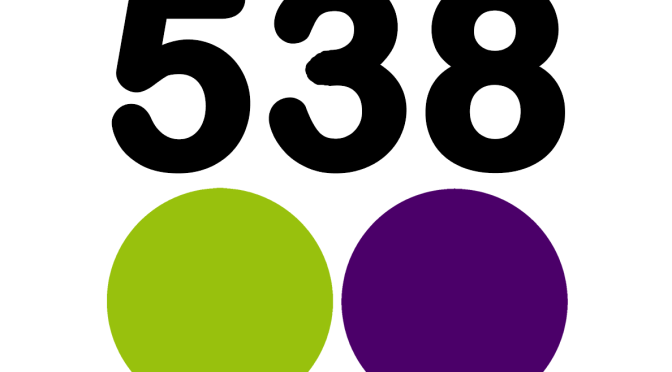 Radio 538 Gets The New 'TRIL' in Radio Imaging, PLUS The 24-Medal Celebration Deal at The Radio Imaging Library