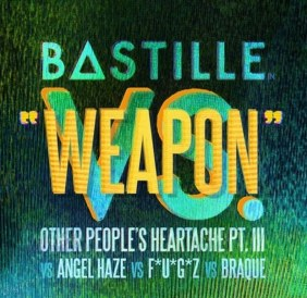 [6.6MB] Download Bastille Feat Angel Haze - Weapon AAC M4A MP3