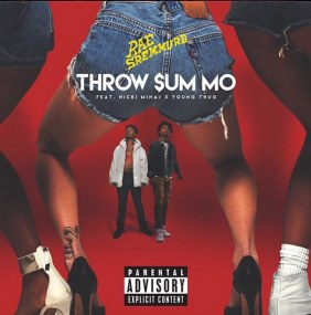 [6.3MB] Download Rae Sremmurd Feat Nicki Minaj and Young Thug - Throw Sum Mo MP3 M4A AAC