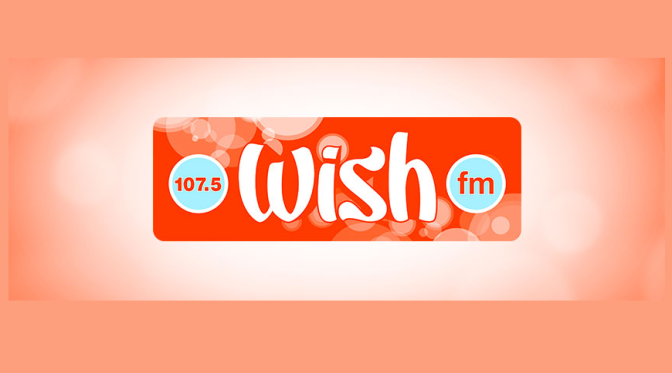 Listen to WISH 107.5 Manila Online Live Streaming