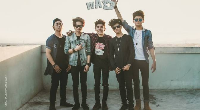 WAY5 Boyband Takes Social Media by Storm, The Next IT Band in Pinas