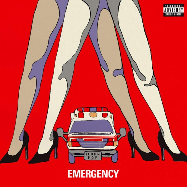 Icona Pop – Emergency 10.2MB Download  M4A AAC MP3
