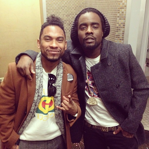 Miguel Feat Wale – Coffee (F**king) 6.2MB Download  MP3 M4A AAC