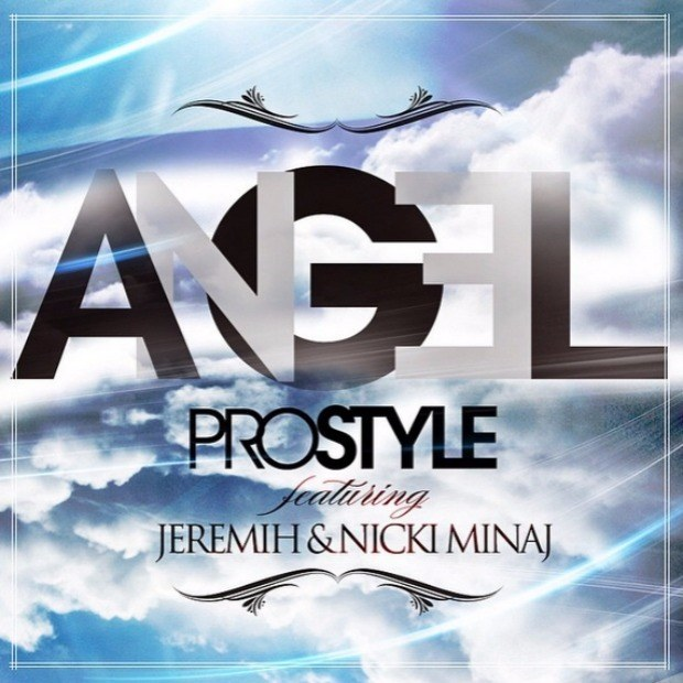 DJ Prostyle Feat Nicki Minaj and Jeremih - Angel 10.7MB Download  M4A MP3 AAC