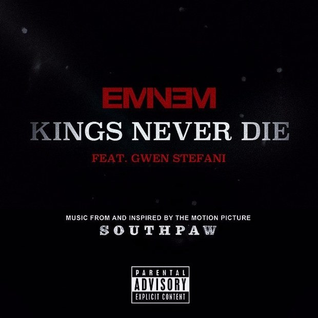 Eminem Feat Gwen Stefani – Kings Never Die 9.10MB Download  AAC MP3 M4A