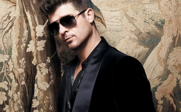 Robin Thicke – Morning Sun 8.3MB Download  M4A MP3 AAC