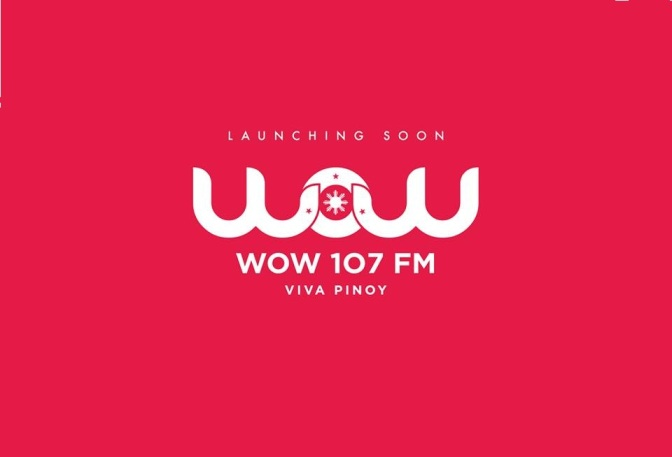 Listen to Wow 107 FM Live Online Streaming, Viva Pinoy!