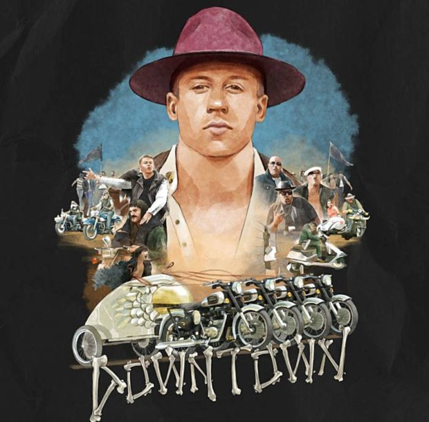 Macklemore and Ryan Lewis   – Downtown  10.2MB Download  iTunes Plus MP3 AAC M4A