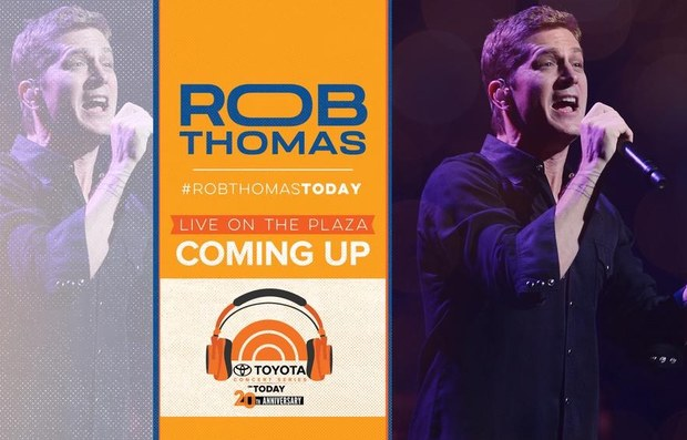 Rob Thomas – Hold On Forever 8.7MB Download  iTunes Plus M4A MP3 AAC