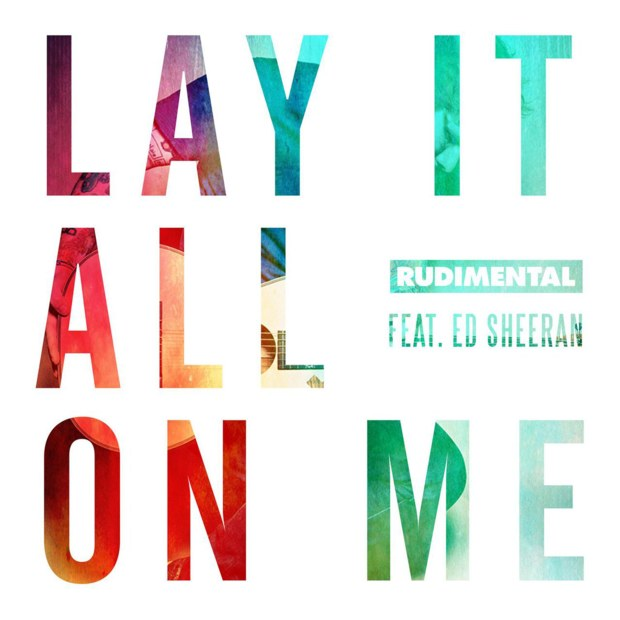 Rudimental Feat Ed Sheeran – Lay It All On Me New Track