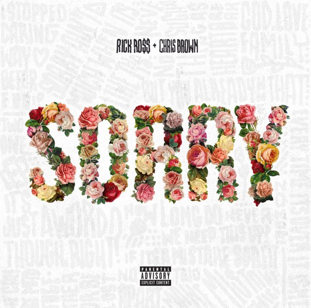Rick Ross Feat Chris Brown - Sorry 10.3MB Download  iTunes Plus MP3 AAC M4A