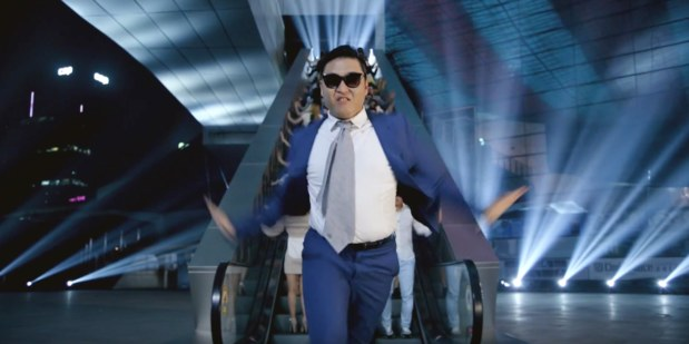 Psy Feat CL of 2NE1 - Daddy (New Music)
