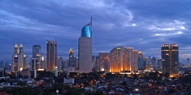 Digital Radio Now Heard In Indonesia