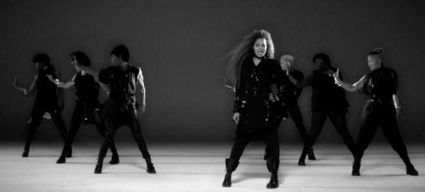 Janet Jackson - Dammn Baby (New Track)