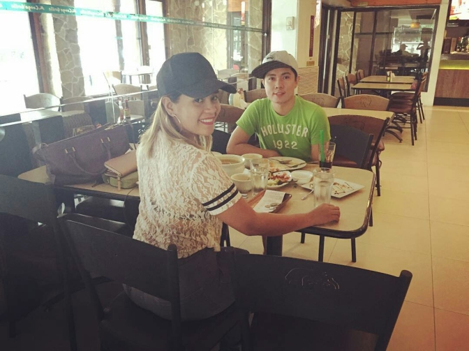 DJ Onse and DJ Chacha of MOR 101.9 Had A Date