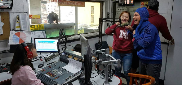 love radio baguio studio