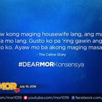 Listen to Dear MOR on MOR 101.9 July 19, 2016