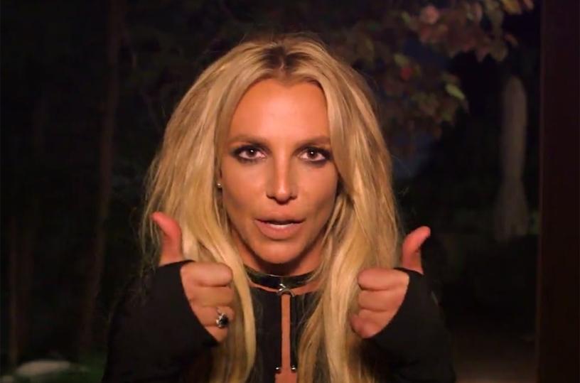 Britney Spears - Change Your Mind (No Seas Cortes)