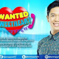 Mr Dream Boy Papa Dan Live Now on Wanted Sweet Heart Barangay LS 97.1