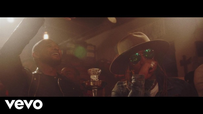 New Music Video of Rivals by Usher