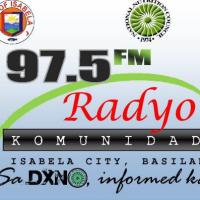 DXNO FM 97.5 Radyo Komunidad Isabel City, Basilan LIVE STREAMING