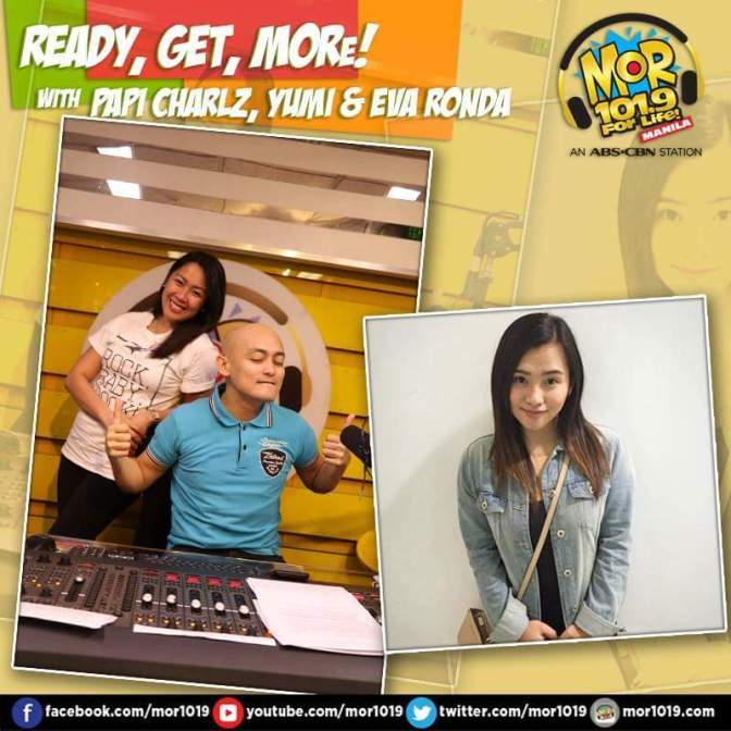 The Only Game Show on FM Radio, Ready Get More on MOR 101.9
