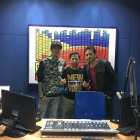 Broadcast Studio Setup of DWDM Pinas FM 95.5