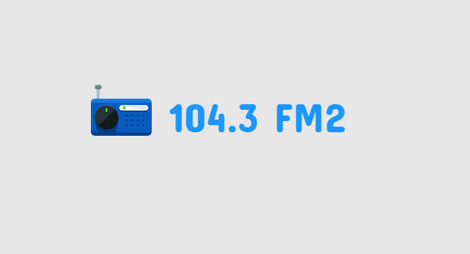 Listen to the All-New 104.3 FM2 DWBR Used To Be Business Radio Manila