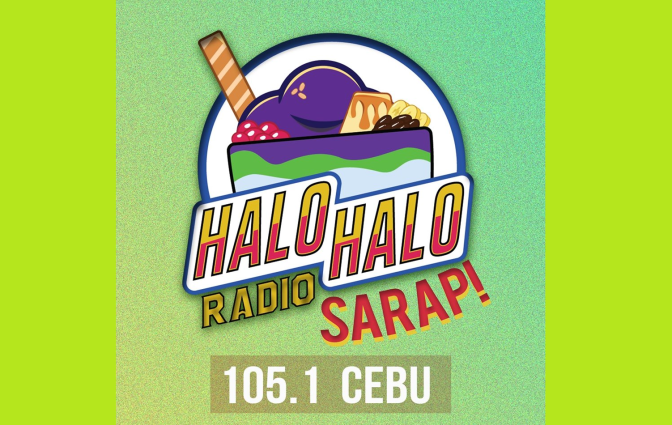 Listen to Halo Halo Radio 105.1 FM Cebu New Station from Viva Live Streaming