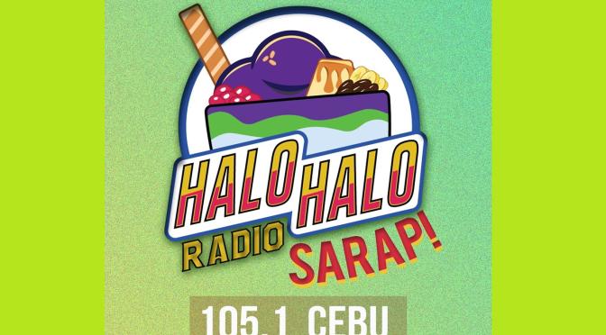 Listen to Halo Halo Radio 105.1 FM Cebu New Station from Viva Live Streaming