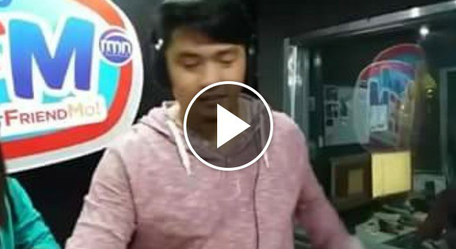 iFM Manila's Tiyo Paeng and Idol Dagol Goes Duel with Jokes on Klasik Segment