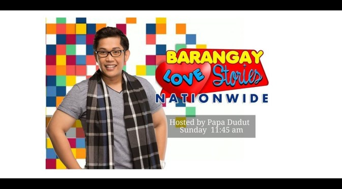Send Letter to DJ Papa Dudut on Barangay LS 97.1 Barangay Love Stories