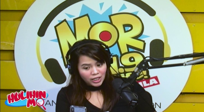Listen to Hulihin Mo Chacha – MOR 101.9 Manila and DJ Chacha Experiments and Succeeds with new Segment