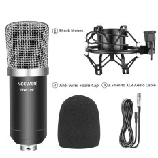 Newwer Radio Broadcast Microphone (5)