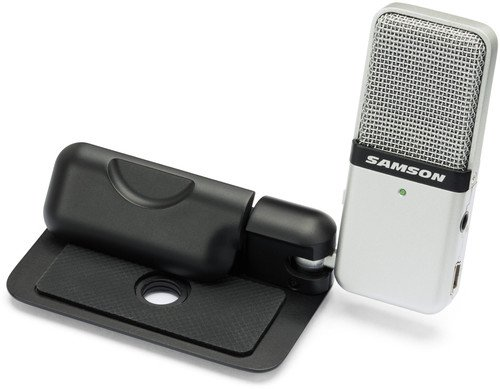 Review of the Samson Go Portable Podcast Microphone