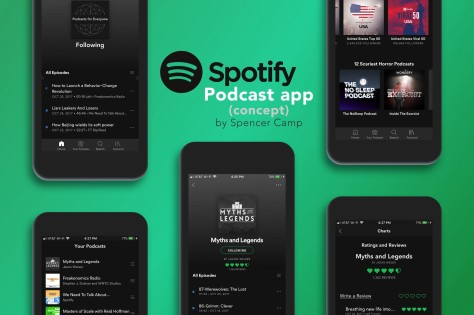 Image result for spotify podcast