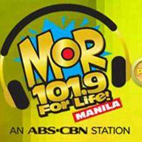 DJ Chacha Live Streaming sa MOR 101.9 Manila